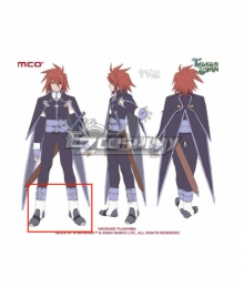 Tales of Symphonia Kratos Aurion Grey Shoes Cosplay Boots