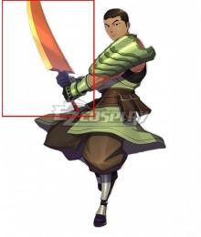 RWBY Yatsuhashi Daichi Knife Cosplay Weapon Prop