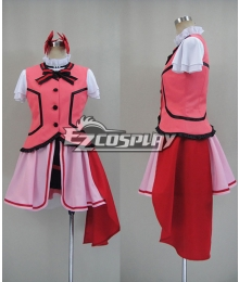 Love live2 KiRa-KiRa Sensation!Cosplay Costume