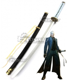 DmC Devil May Cry 5 Vergil Cosplay Weapon Prop