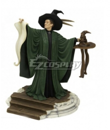 Harry Potter Professer Minerva Mcgonagall Cosplay Costume