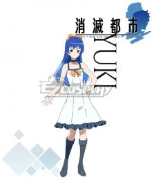 Annihilated City Shoumetsu Toshi Yuki Cosplay Costume