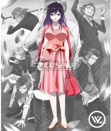 W'z Yukine Cosplay Costume
