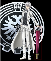 K RETURN OF KINGS Isana Yashiro Umbrella Cosplay Weapon Prop