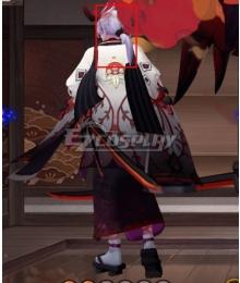 Onmyoji Onikiri Evolved Silver Cosplay Wig
