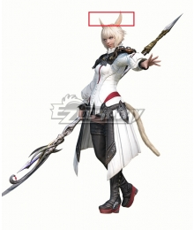 Final Fantasy XIV FF14 Y'shtola Rhul Yshtola Rhul Ear Cosplay Accessory Prop