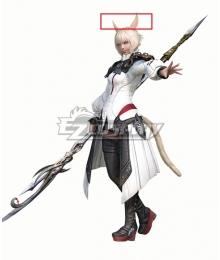 Final Fantasy XIV FF14 Y'shtola Rhul Yshtola Rhul Ear Cosplay Accessory Prop