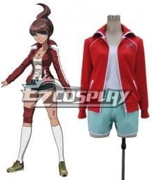 Dangan Ronpa Aoi Asahina Cosplay Costume