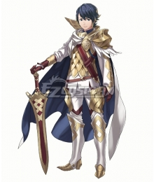 Fire Emblem Heroes Alfonse Cosplay Costume