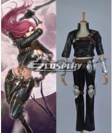 League of Legends Katarina Cosplay Costume