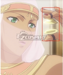 Queen's Blade Amaran Servants Cosplay Accessory Prop