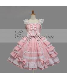 Pink Gothic Lolita Dress -LTFS0099