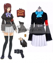 Ange Cosplay Costume from Umineko no Naku Koro ni