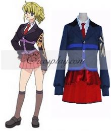 Jessica Cosplay Costume from Umineko no Naku Koro ni