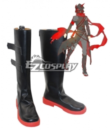 FFF Fatal Fire Fukanzenna Male Cosplay Shoes