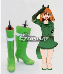 Akame ga Kill! Seryu Cosplay Shoes