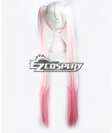 Vocaloid Sakura Miku  cosplay wig -042M