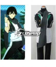Beyond the Boundary Kyokai no Kanata Cosplay Costume Dance Uniform
