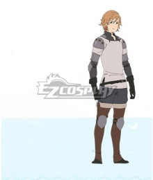 When the Promised Flower Blooms Erial Cosplay Costume