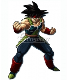 Dragon Ball FighterZ Bardock Cosplay Costume