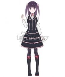 A Destructive God Sits Next to Me Suzuran Mogami Cosplay Costume