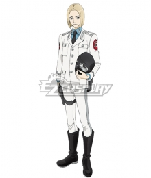 ACCA: 13-Territory Inspection Dept. Rail Uniform Cosplay Costume
