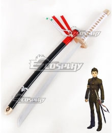 Ace Attorney Ryūnosuke Naruhodo Ryunosuke Naruhodo Sword And Scabbard Cosplay Weapon Prop
