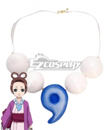 Ace Attorney Season 2 Pearl Fey Necklece Cosplay Accessory Prop