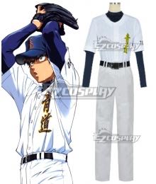 Ace of Diamond Dianmond no Ace Sawamura Eijun Cosplay Costume