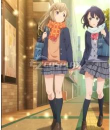 Adachi and Shimamura Shimamura Hougetsu Cosplay Costume