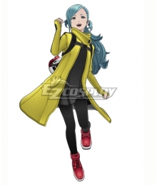 Ai The Somnium Files Mizuki Okiura Cosplay Costume