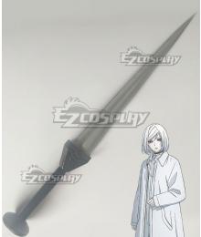 Akudama Drive Cutthroat Satsujinki Knife Cosplay Weapon Prop