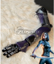 Alita: Battle Angel Alita Brown Arms Cosplay Accessory Prop