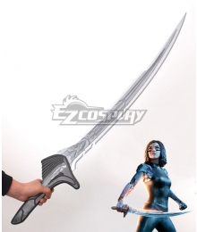 Alita: Battle Angel Alita Sword Cosplay Weapon Prop