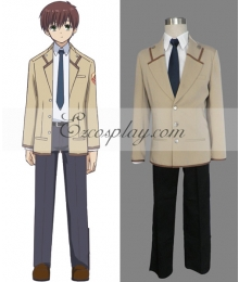 Angel Beats! Otonashi Yuzuru Cosplay Costume - Only Coat