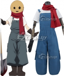 Angels of Death Satsuriku no Tenshi Eddie Edward Mason Cosplay Costume