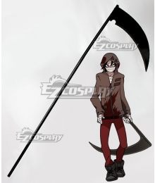 Angels Of Death Satsuriku No Tenshi Zack Sickle Cosplay Weapon Prop