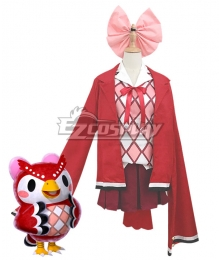 Animal Crossing: New Horizon Celeste Cosplay Costume