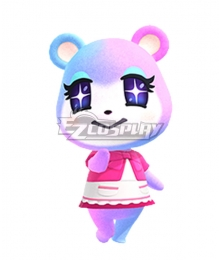 Animal Crossing: New Horizon Ketchup Cosplay Costume