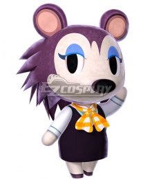 Animal Crossing: New Horizon Label Able Cosplay Costume