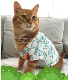 Animal Crossing: New Horizon Tom Nook Pets Photo Prop Pet Cosplay Costume