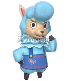 Animal Crossing: New Horizons Reese Risa Cosplay Costume