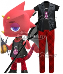 Animal Crossing: New Horizons Flick Cosplay Costume