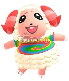 Animal Crossing New Horrizon Dom Cosplay Costume