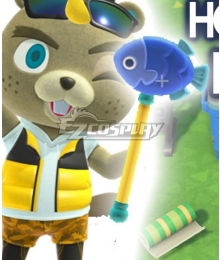 Animal Crossing: New Horrizon Fish Wand Cosplay Accessory Prop