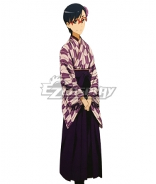 Anohana: The Flower We Saw That Day Tsurumi Chiriko Kimono Cosplay Costume