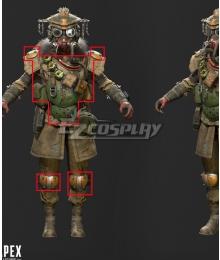 Apex legends Bloodhound Weapon Prop