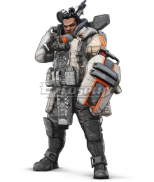 Apex legends Gibraltar Cosplay Cosutme