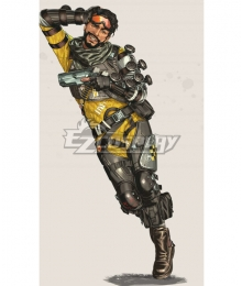 Apex legends Mirage Cosplay Costume