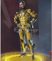 Apex legends Mirage Golden Cosplay Costume